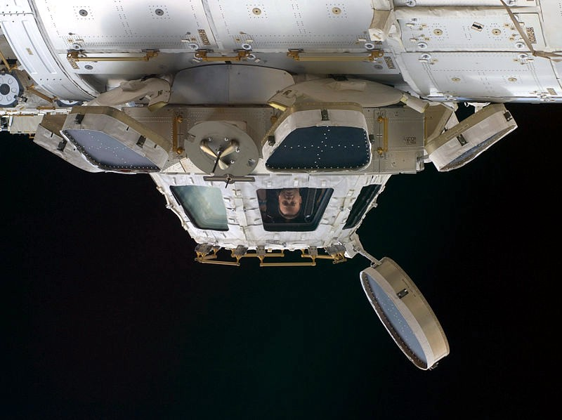 ISS-Tranquility-Cupola_exterior