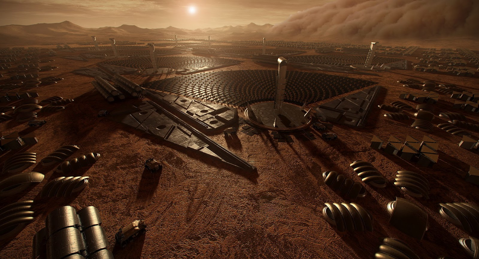 "Steve Burg: ""Mars Settlement"", ""Fusion Craft"", and Fun ..."