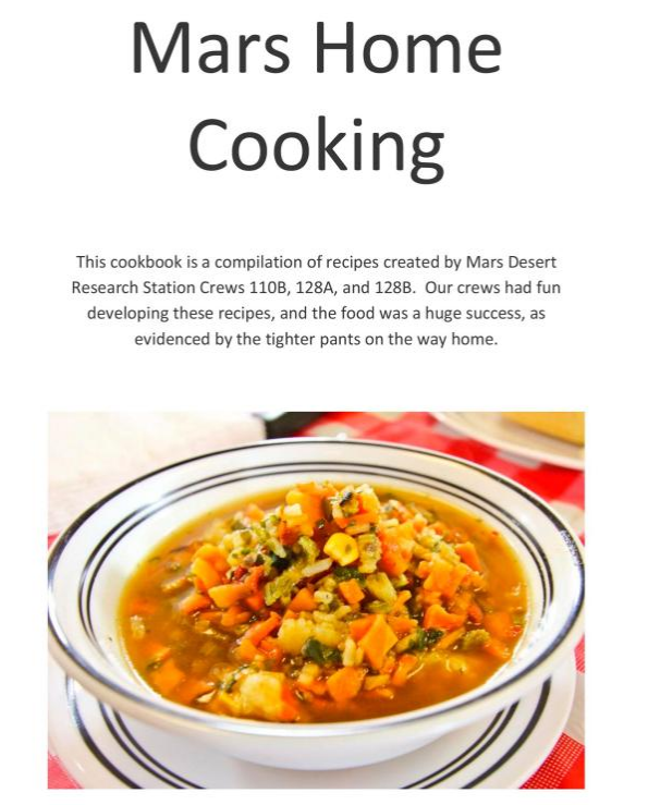 compilation of recipes