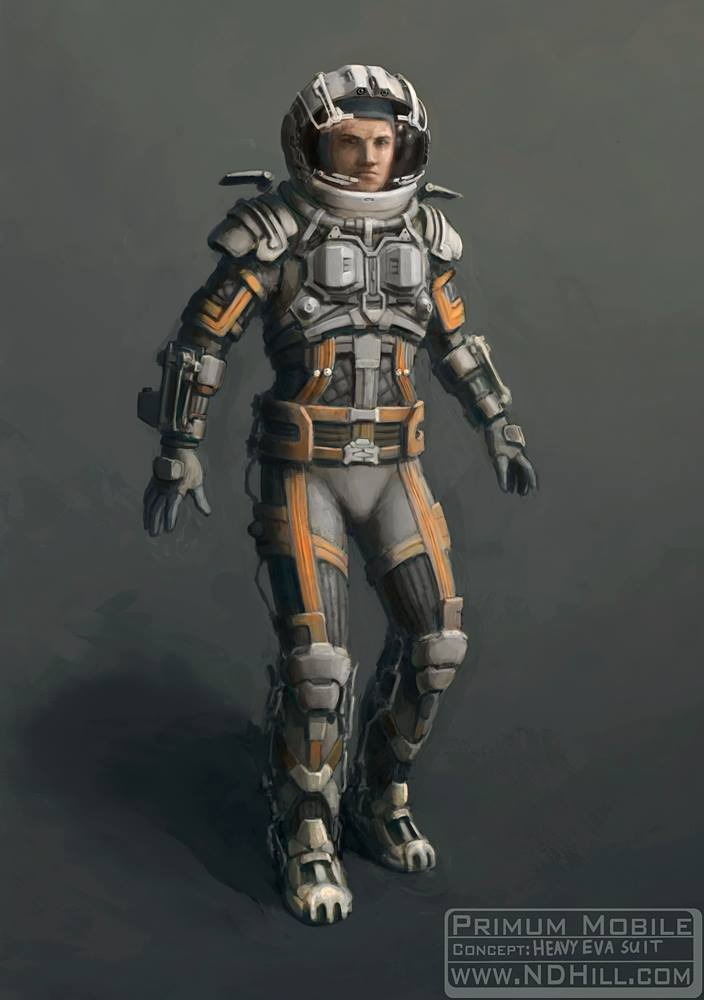 Mars terraforming corporation suit designs mars artists for Space suit design