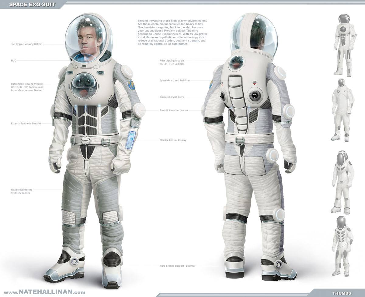 Mars terraforming corporation suit designs mars artists for A space design