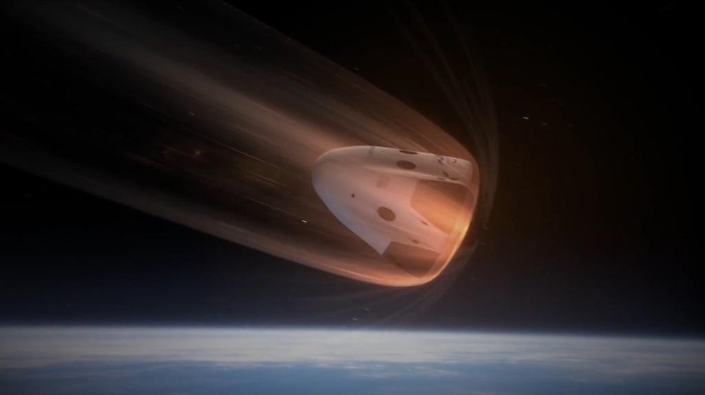 spacex dragon v2 - 1024×575