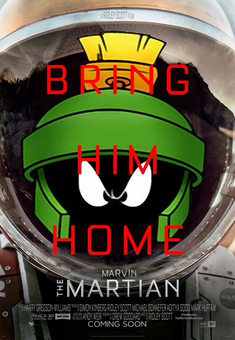 marvin-the-martian_poster