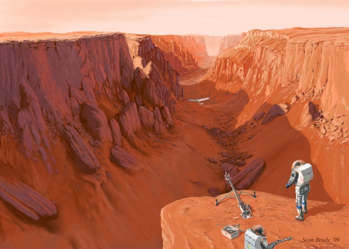 exploration-of-valles-marineris-by-sean-brady-2009