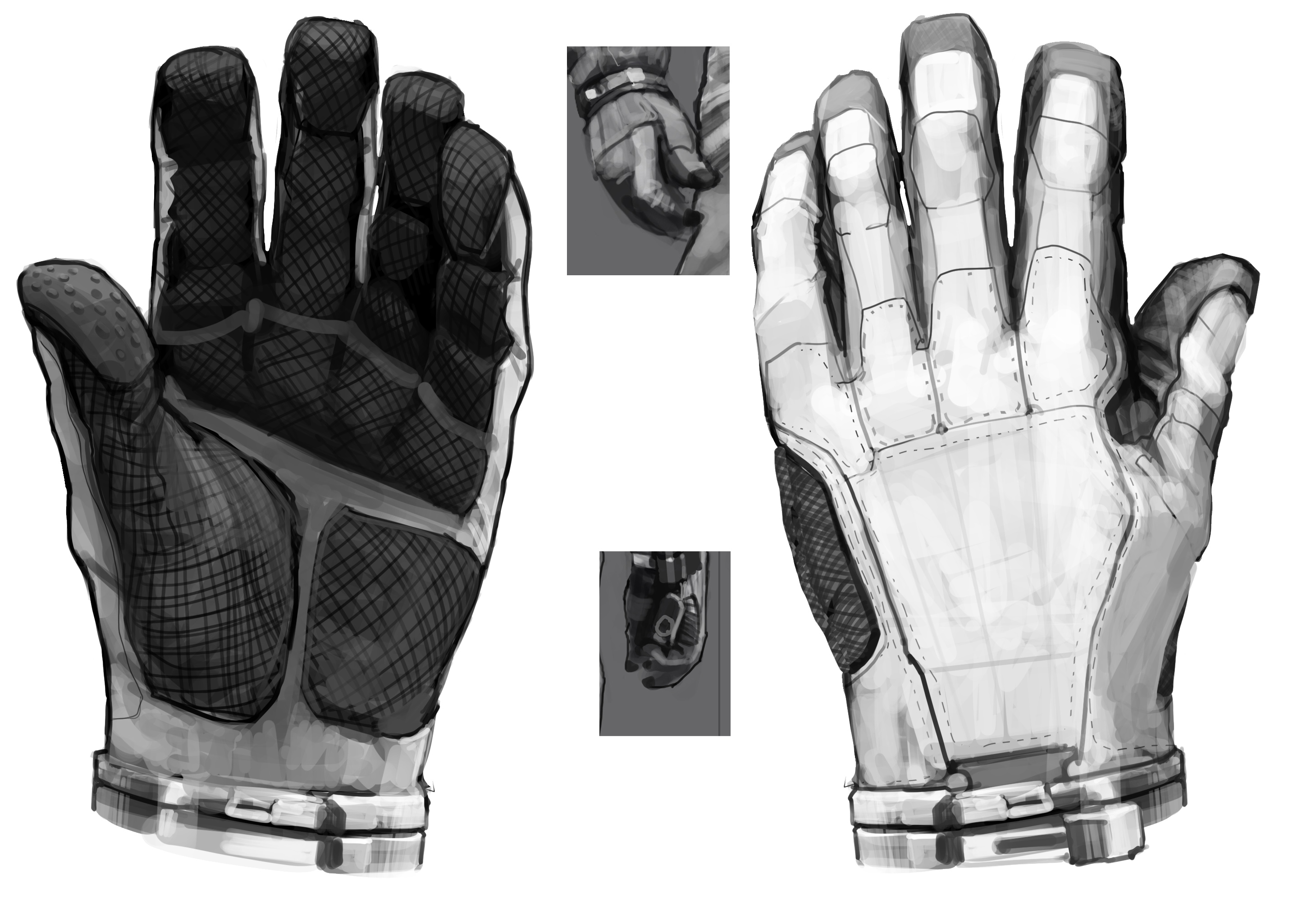 interstellar_space_suit_glove