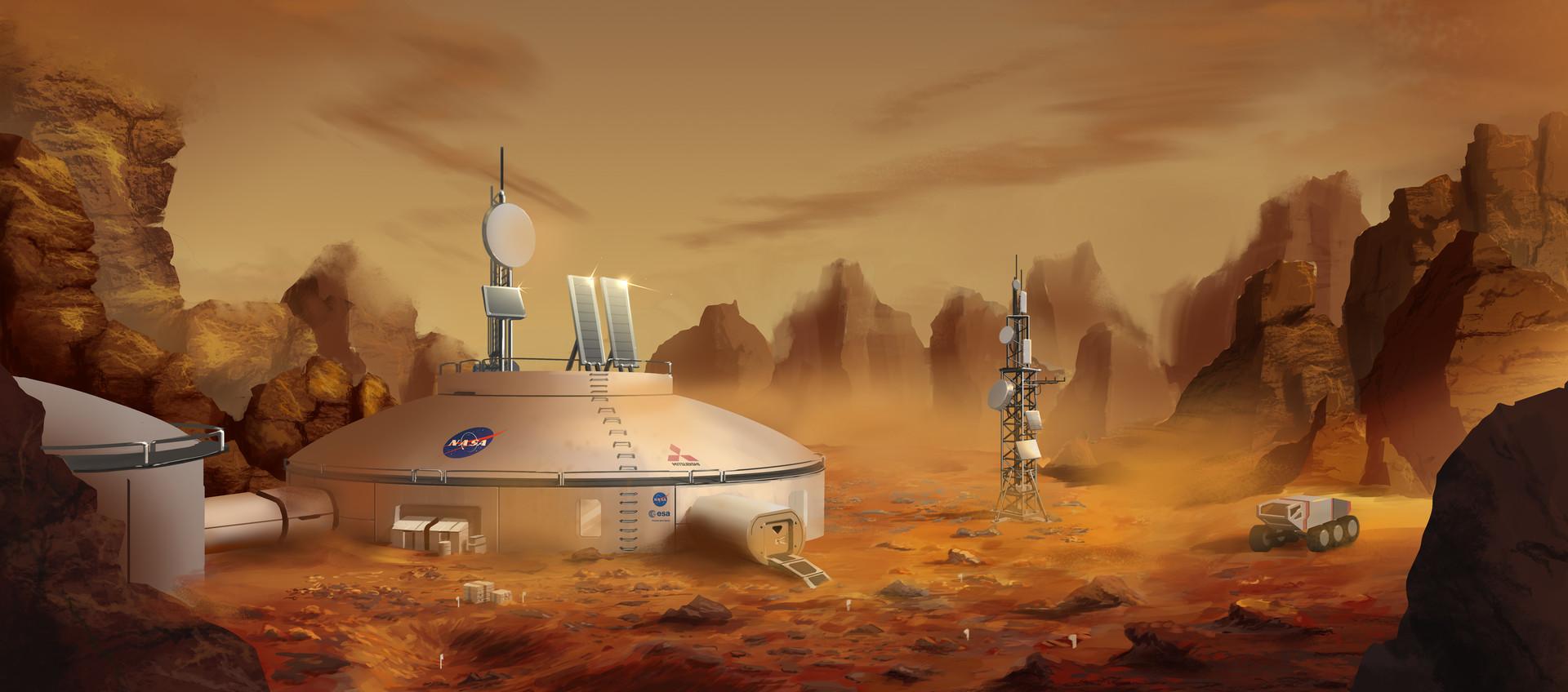 alexey-rubakin-mars-base-exterior